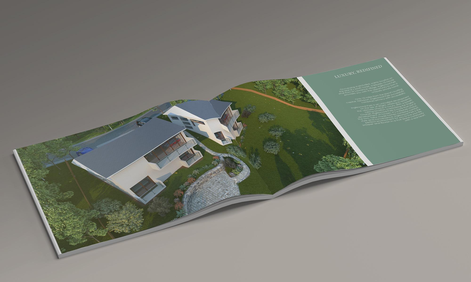 PROPERTY BROCHURE DESIGN - Pixelo Design
